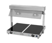 CaterChef Heating plate with hot buffet unit 2 x GN 1/1