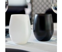 Chef & Sommelier Waterglass Primary black 36 cl