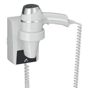 JVD Haardroger 1400 W wit