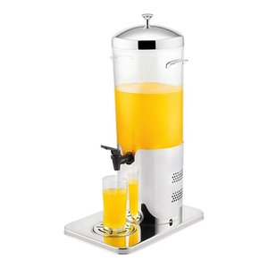 M&T Jus dispenser elektrisch gekoeld 5 liter