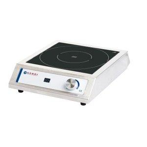 HENDI Plaque de cuisson induction 3000 Watt