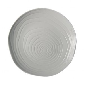 PILLIVUYT Flat plate TECK  28 cm white