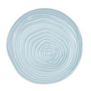 PILLIVUYT Plat bord TECK 28 cm lichtblauw