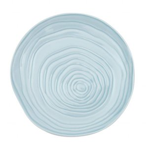 PILLIVUYT Flat plate TECK 21 cm light blue
