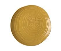 Pullivuyt Plat bord TECK 21 cm honey