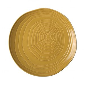 PILLIVUYT Plat bord TECK 21 cm honey