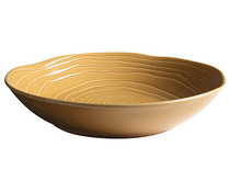 Pullivuyt Diep bord TECK 26 cm honing