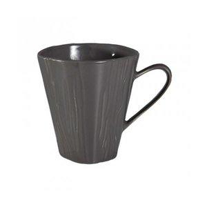 PILLIVUYT Mug TECK 30 cl donkergrijs