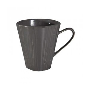 Pullivuyt Mug TECK 30 cl donkergrijs