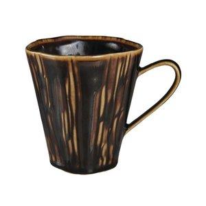 PILLIVUYT Mug TECK 30 cl brons