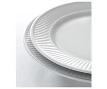 Pullivuyt Flat plate 26 cm Plissé