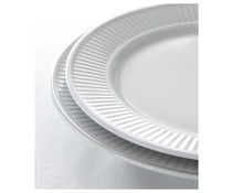 Pullivuyt Flat plate 20 cm Plissé