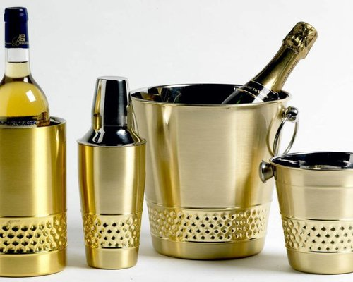 GOLD BAR UTENSILS