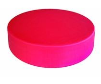 M&T Chopping block round red 45 cm