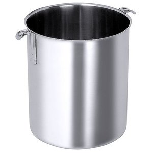M&T Bain marie 10 liter rond met handvaten