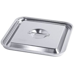 M&T Lid rectangular 15,5x10,5cm for bain marie Type C2
