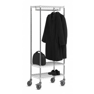 WANZL  Room change trolley
