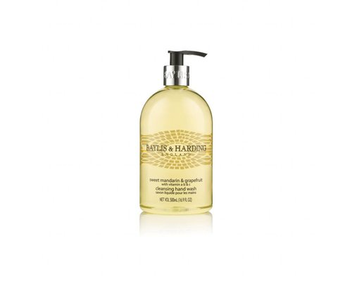 Baylis & Harding Dispenser with liquid hand wash 500 ml box with 3 pieces
