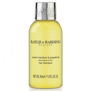 Baylis & Harding Bottle 30 ml shampoo box with 100 pieces