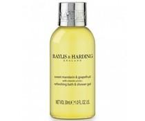 Baylis & Harding Bottle 30 ml bath & shower gel carton with 100 pieces