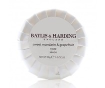 Baylis & Harding Soap 30 gr packed in wrapped paper box with 200 pieces