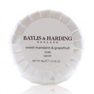 Baylis & Harding Savon 30g emballage en papier plissé boîte de 200 pièces