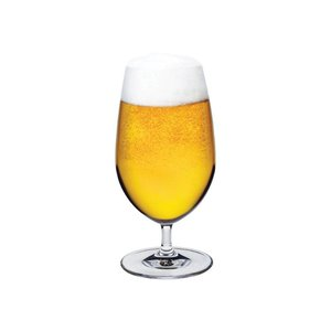 NUDE  Beer glass footed 41 cl