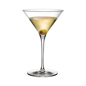 Nude kristal Martini- cocktail glas 29 cl