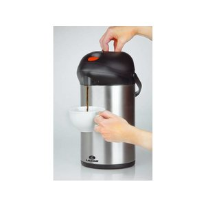 LACOR Insulated jug with push button 3,0 liter