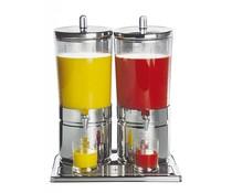 M&T Juice dispenser 2 x 6 liters