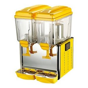 M&T Drink Dispenser 2 x 12 liter