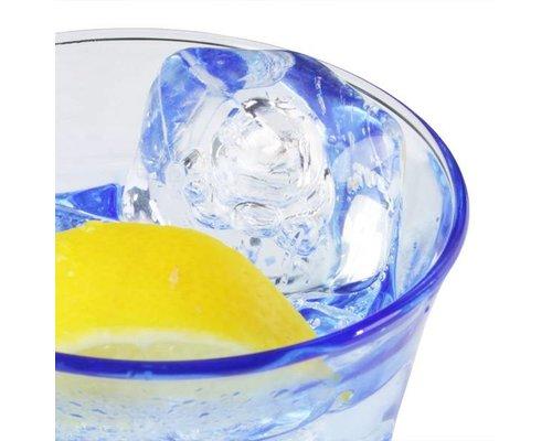 DURALEX Bekerglas Picardie 22 cl Marine blauw