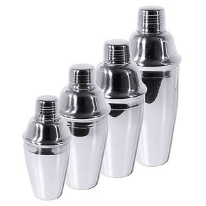 M & T  Bar cocktail shaker set of 4 pieces