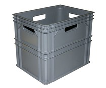 Allibert  Stacking container grey