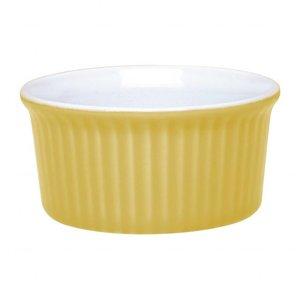 OLYMPIA Porselein  Ramekin 9 cm pastel yellow