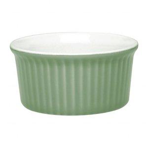 OLYMPIA Porselein  Ramekin 9 cm pastel green