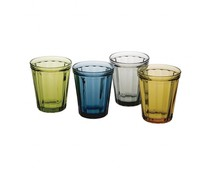 Set of 24 vintage waterglasses 26 cl