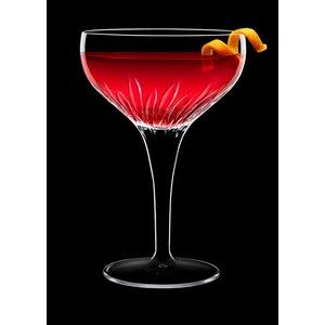 LUIGI BORMIOLI  Cocktail & champagne saucer 22,5 cl