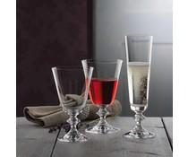 Bohemia Wijnglas 26 cl op voet