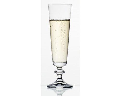 BOHEMIA CRISTAL  Champagne flute 20,5 cl