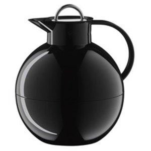 ALFI  Cruche isolée noire 0,94 litre