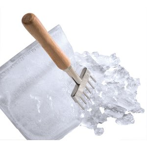 Ice chipper 6 tooths