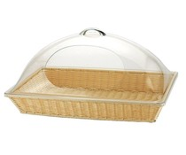 M & T  Basket GN 1/1 with dome cover