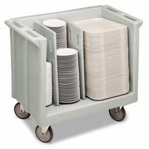 CAMBRO  Tray & dish cart adjustale