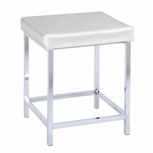 M & T  Bathroom stool square