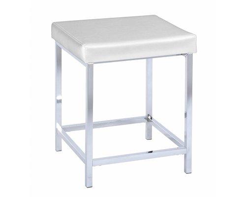 M & T  Bathroom stool square