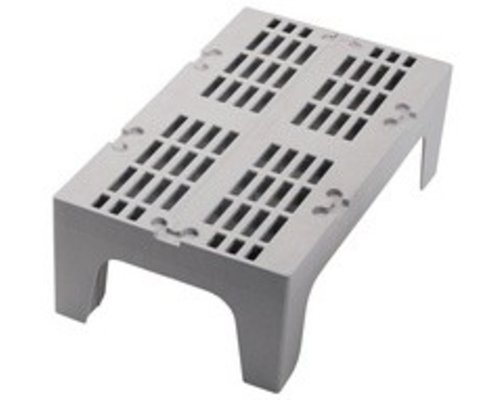 CAMBRO  Dunnage rack slotted