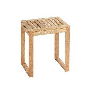 M & T  Badkamer stoeltje  hout