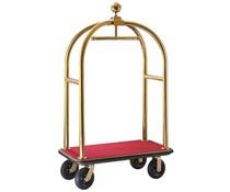 M & T  Bird cage luggage trolley
