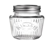 Kilner Set with 3 Kilner Vintage preserve jars